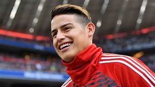 James Rodriguez (Top 20 players of the season)